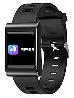 cheap -Smartwatch STk88plus for Android 4.3 and above / iOS 7 and above Touch Screen / Heart Rate Monitor / Water Resistant / Water Proof