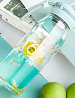 cheap -Drinkware High Boron Glass Tumbler Portable / Heat-Insulated 1pcs
