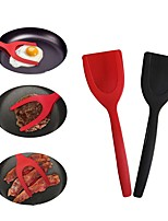 cheap -Kitchen Tools Silicone Creative Kitchen Gadget Tong For Bread / Meat / Egg 1pc