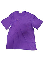 cheap -Women's Basic T-shirt - Letter Embroidered