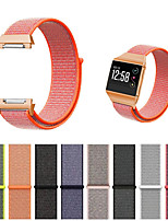 cheap -Watch Band for Fitbit ionic Fitbit Modern Buckle Nylon Wrist Strap