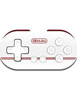 abordables -8Bitdo FC ZERO Sans Fil Contrôleurs de jeu Pour Android / Polycarbonate Adorable Contrôleurs de jeu ABS 1pcs unité