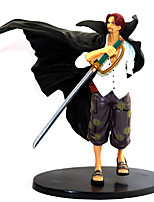 cheap -Anime Action Figures Inspired by One Piece Monkey D. Luffy PVC 20cm CM Model Toys Doll Toy