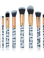 cheap -17pcs Makeup Brushes Professional Makeup Brush Set Nylon fiber Eco-friendly / Soft Plastic