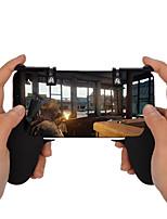 abordables -Sans Fil Kits d'accessoires de contrôleur de jeu Pour Android / iOS Portable Kits d'accessoires de contrôleur de jeu ABS 1 pcs unité