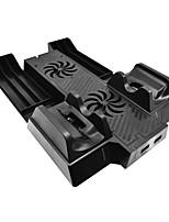 baratos -SND-398 Carregador / Colarinho Chinês / Ventoínhas Para Xbox One X Carregador / Colarinho Chinês / Ventoínhas ABS 1pcs unidade