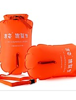 cheap -Eco-friendly Material / Dry Bag / Waterproof Bag / Waterproof Pouch PVC (Polyvinylchlorid) / Nylon Waterproof, Floating, Inflatable Swimming / Rafting for Adults