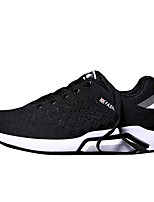 cheap -Men's Shoes Tulle Fall Comfort Sneakers Black / Dark Blue / Gray