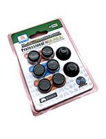 baratos -Kits de Peças de Reposição para Controladores de Jogos Para Um Xbox Kits de Peças de Reposição para Controladores de Jogos ABS 8pcs