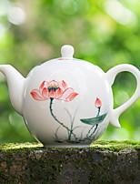 cheap -Porcelain Heatproof 1pc Teapot