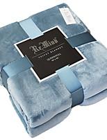 cheap -Coral fleece, Printed & Jacquard Print Acrylic Fibers Polyester / Polyamide Blankets