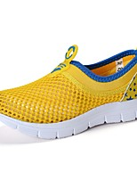 cheap -Girls' Shoes Rubber Summer Comfort Athletic Shoes for Yellow / Fuchsia / Royal Blue