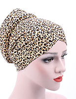 cheap -Women's Basic Floppy Hat - Print / Leopard