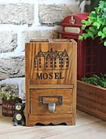 abordables -1pc Bois Style SimpleforDécoration d'intérieur, Décorations pour la maison Cadeaux