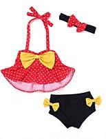cheap -Toddler Girls' Print Swimwear