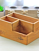 cheap -1pc Wood Modern / ContemporaryforHome Decoration, Home Decorations Gifts