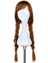 cheap -Cosplay Wigs Cosplay Cosplay Anime Cosplay Wigs 177.8cm CM Heat Resistant Fiber All