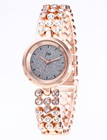 cheap -Women's Quartz Bracelet Watch Chinese Chronograph Stainless Steel Band Fashion / Bangle Gold