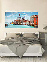 cheap -Decorative Wall Stickers - 3D Wall Stickers Landscape / Scenic Living Room / Bedroom