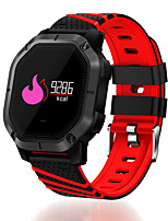 cheap -Smartwatch K5 for Android 4.3 and above / iOS 7 and above Heart Rate Monitor / Water Resistant / Water Proof / Calories Burned Pedometer