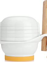 abordables -bébé mélangeur alimentaire presse-agrumes alimentation bébé soins mannual pp / tpe matériel micro-ondable anti-slide 0,75 kg