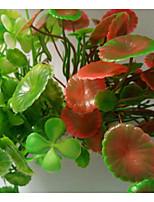 abordables -Décoration d'aquarium / Imperméable Plante d'eau / Plantes Décoration / Lavable Plastique