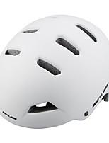baratos -GUB® Adulto Capacete de bicicleta 10 Aberturas CE / CPSC Resistente ao Impacto, Ajustável EPS, PC Esportes Ciclismo / Moto - Branco / Preto / Vermelho