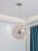 cheap -QIHengZhaoMing Chandelier Ambient Light - Crystal, 110-120V / 220-240V, Warm White, Bulb Included / G4 / 15-20㎡