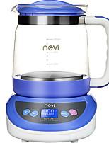 abordables -Xinbei bébé lait chauffe-thermostat 24 heures à température constante 30 s-déchloration 8 minutes-ébullition 0.9l 304stainless acier numérique
