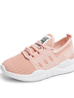 cheap -Women's Shoes Breathable Mesh Spring & Summer Comfort Sneakers Walking Shoes Cycling Shoes Creepers Round Toe for Casual Office & Career