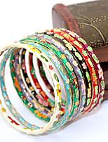economico -Altri accessori Ispirato da Cosplay Judy Anime Accessori Cosplay Bracciale Lega Tutti Vintage / braccialetto