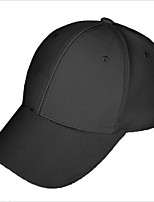 cheap -Unisex Active Polyester Baseball Cap - Solid Colored
