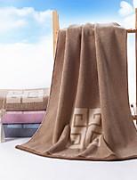 abordables -Qualité supérieure Serviette, Géométrique / Motif Polyester / Coton / 100% Coton 1 pcs