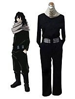 economico -Ispirato da My Hero Battaglia Academy For All / Boku no Eroe Academia Cosplay Anime Costumi Cosplay Abiti Cosplay Altro Manica lunga Top