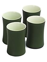 baratos -Copos Porcelana Garrafas de Água Isolamento térmico 4pcs