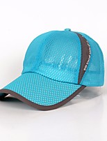 cheap -Women's Active Polyester Bowler / Cloche Hat Baseball Cap - Solid Colored Galaxy Lace Cut Out
