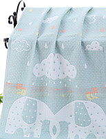 Недорогие -Высшее качество Банное полотенце, Простой / Реактивная печать / геометрический Полиэстер / Хлопок Ванная комната 1 pcs