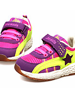 cheap -Boys' Shoes Tulle Spring & Fall Comfort / First Walkers Sneakers for Dark Blue / Fuchsia / Royal Blue