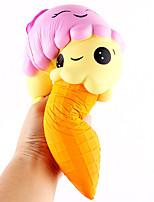 Недорогие -LT.Squishies Резиновые игрушки / Устройства для снятия стресса Мороженное Фокусная игрушка / Декомпрессионные игрушки Others 1pcs Детские
