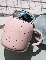 cheap -Drinkware Porcelain Mug Heat-Insulated / Cute 1pcs