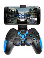 abordables -2024X Sans Fil Contrôleurs de jeu Pour Android / iOS, Bluetooth Portable Contrôleurs de jeu ABS 1 pcs unité
