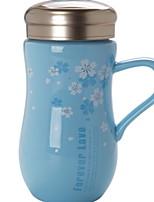 abordables -Drinkware Acier inoxydable Vacuum Cup Athermiques Retenant la chaleur 1pcs
