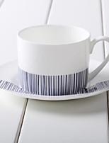 abordables -Drinkware Porcelaine Mugs à Café Athermiques 1pcs