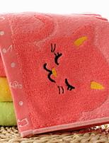 Недорогие -Высшее качество Полотенца для мытья, Однотонный 100%бамбуковое волокно 4.0 pcs