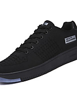 cheap -Men's Shoes Rubber Spring Comfort Sneakers Black / Gray / Green