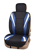 cheap -Car Seat Covers Seat Cushions Black / Red / Black / Blue Artificial Leather Business for universal Universal