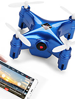 cheap -RC Drone WL Toys Q343 RTF 4CH 6 Axis 2.4G / WIFI With HD Camera 0.3MP 640P*480P RC Quadcopter FPV / Headless Mode / 360°Rolling RC