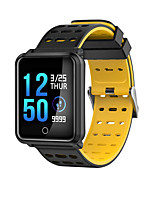 cheap -Smartwatch STN88 for Android 4.3 and above / iOS 7 and above Touch Screen / Heart Rate Monitor / Water Resistant / Water Proof Pedometer