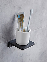 cheap -Toothbrush Holder / Bathroom Gadget Multifunction Contemporary Aluminum 1pc - Bathroom Wall Mounted
