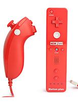 abordables -TGZ-WI102 Câblé Contrôleurs de jeu Pour Wii ,  Contrôleurs de jeu ABS 1pcs unité